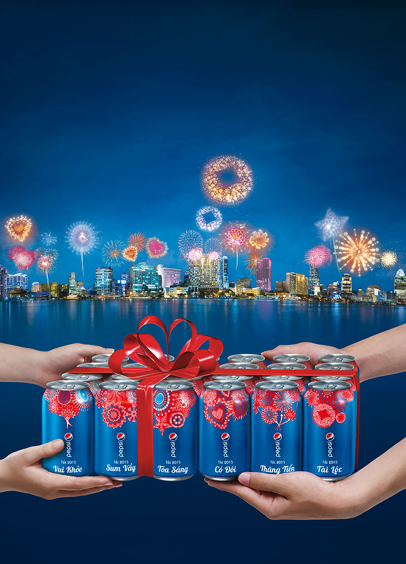 Advertising photography - Vietnam - Pepsi - BITE Studio