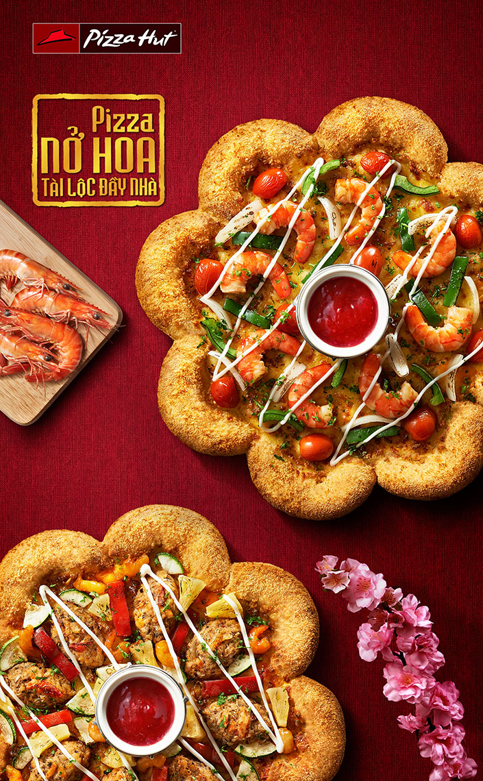 Advertising photography - Vietnam - Pizza Hut - BITE Studio